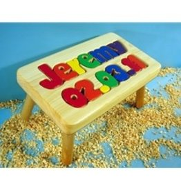 Cubbyhole Toys Birthday Stool