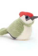 Jelly Cat Birdling Woodpecker