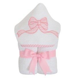 Three Marthas Every Kid Towel Pink Bow