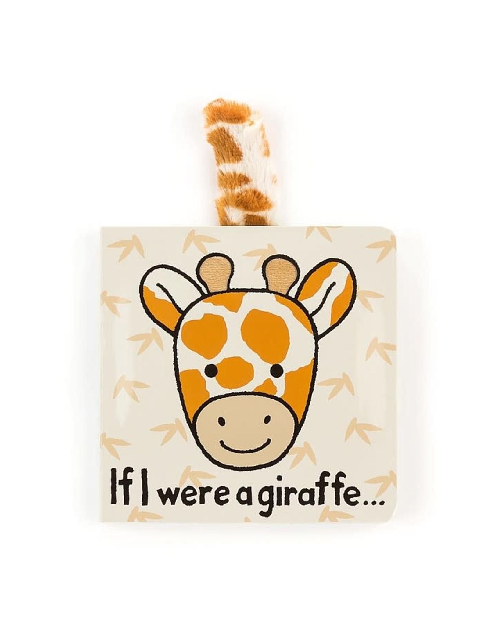 Jelly Cat If I were a Giraffe Book