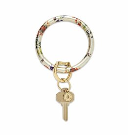 O Ventures O Ring Leather Gold Rush Floral