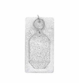 O Ventures Silicone ID Case Quicksilver Confetti