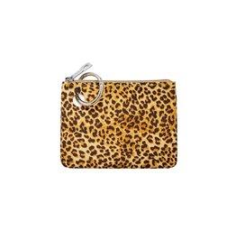 O Ventures Mini Silicone Pouch Cheetah