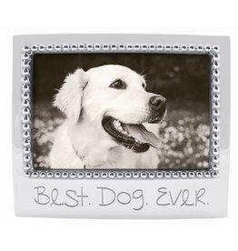 Mariposa Best Dog Ever Frame