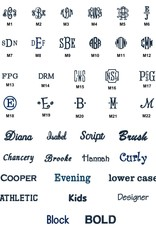 Brouk & Co Croft Dopp Kit Royal Blue
