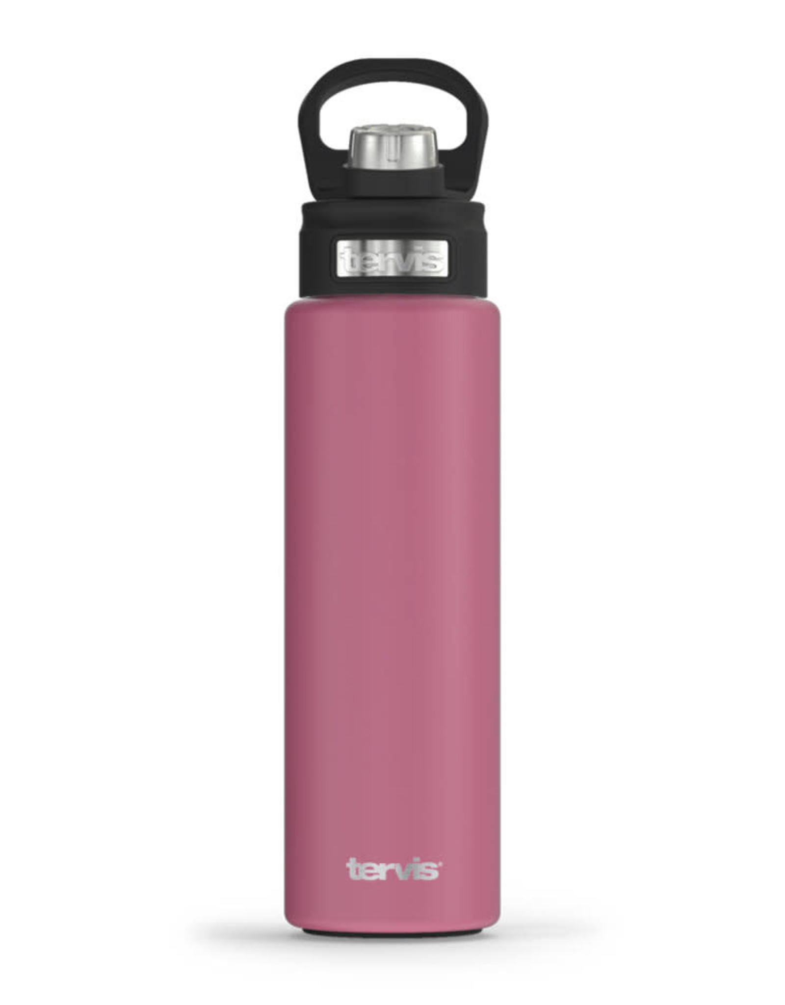 Tervis Tumbler 24oz Stainless Water Bottle Elderberry Powder Coated