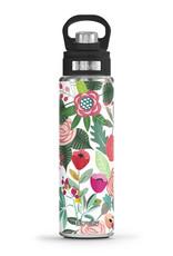 Tervis Tumbler 24oz Stainless Water Bottle Budding Bliss