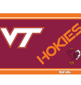 Tervis Tumbler 20oz Virginia Tech Stainless