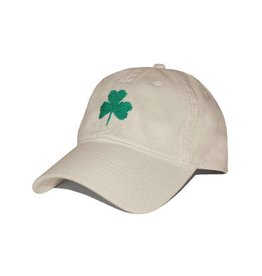 Smather's & Branson Hat shamrock on Stone