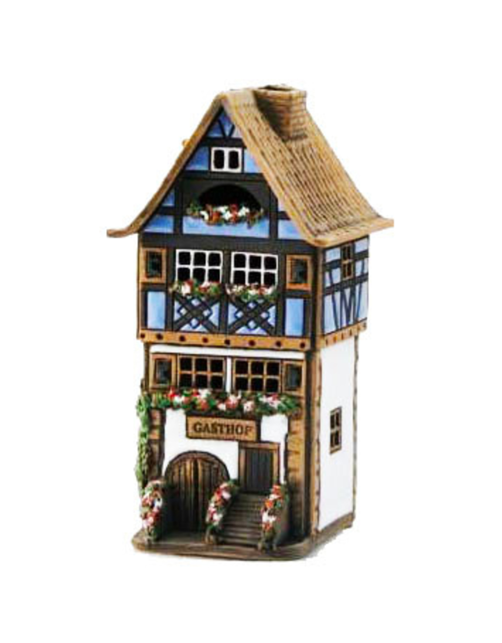 Blue Gasthaus Candle House
