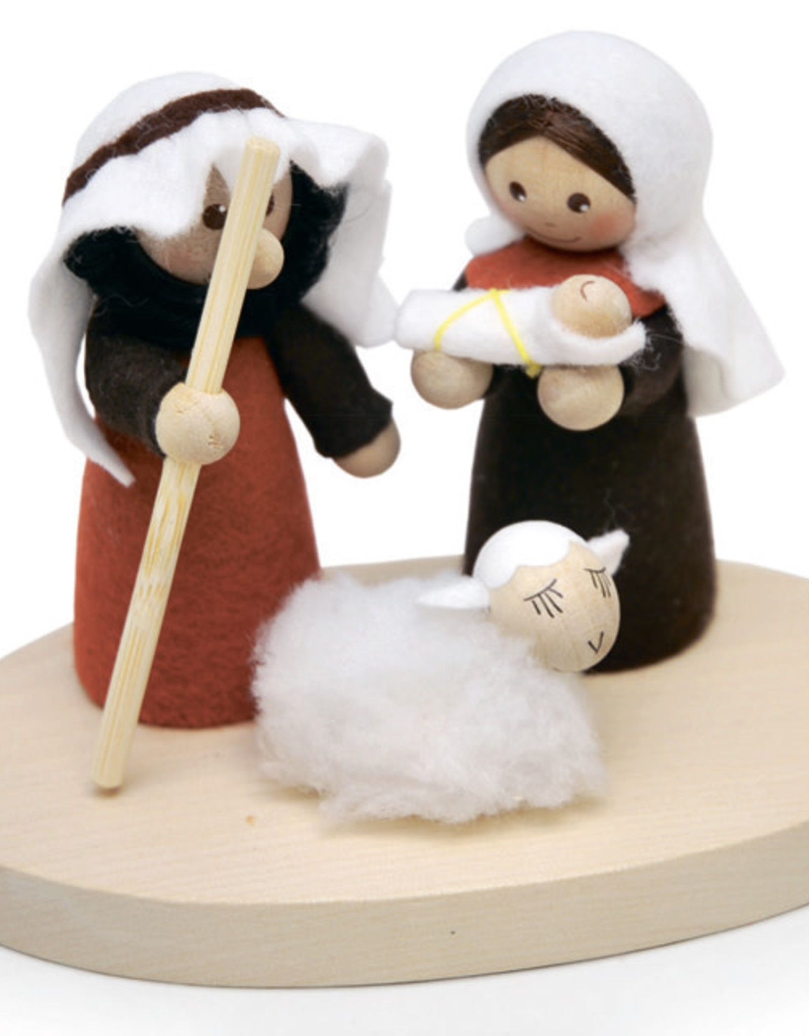 Nordic Dreams Small Nativity Set