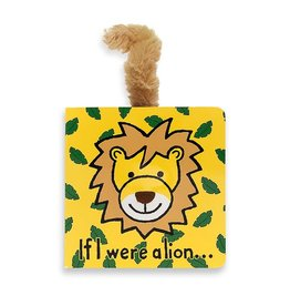 Jelly Cat If I Were a Lion