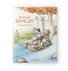 Jelly Cat Riverside Ramblers Book