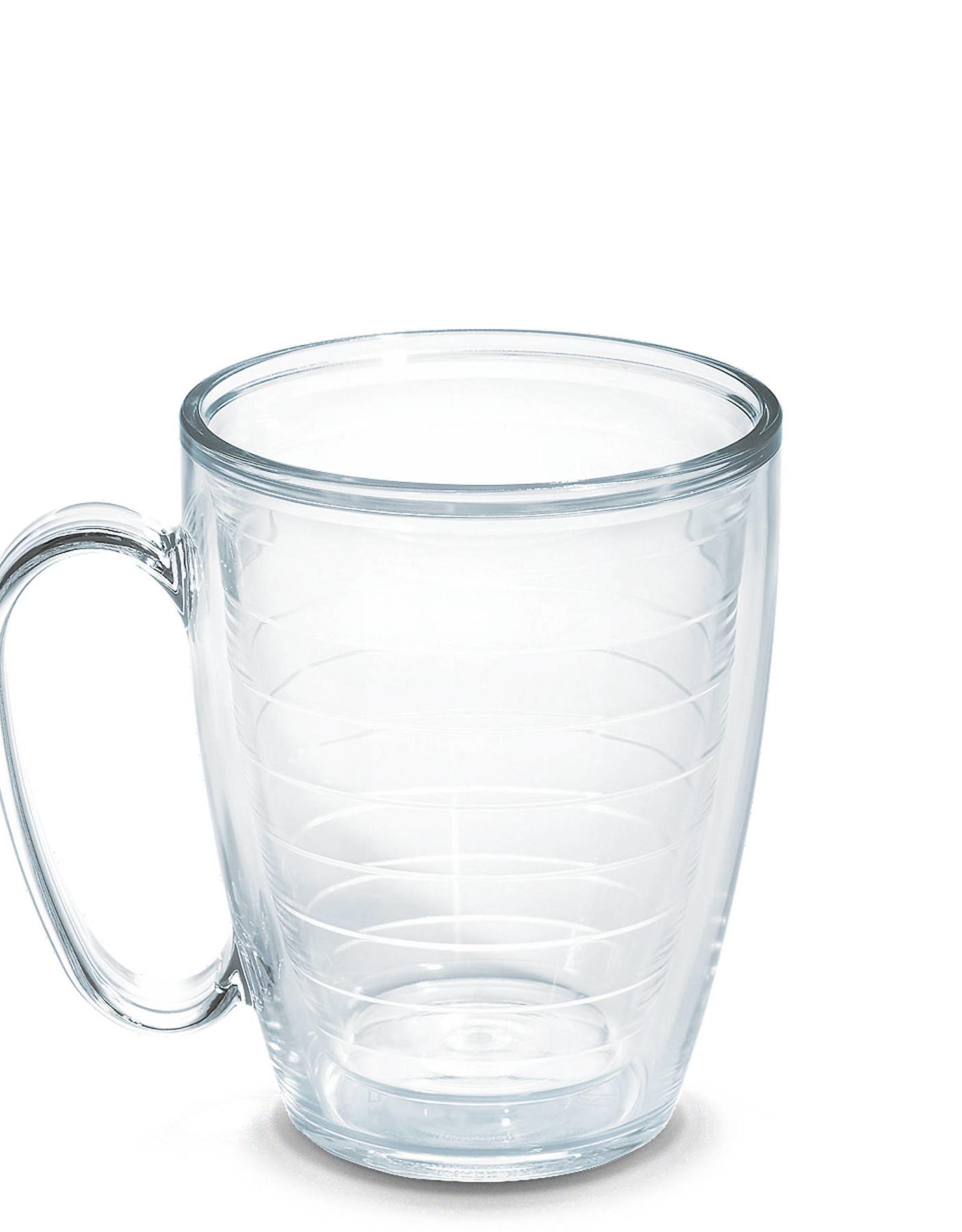 Tervis Tumbler 16oz Clear Mug