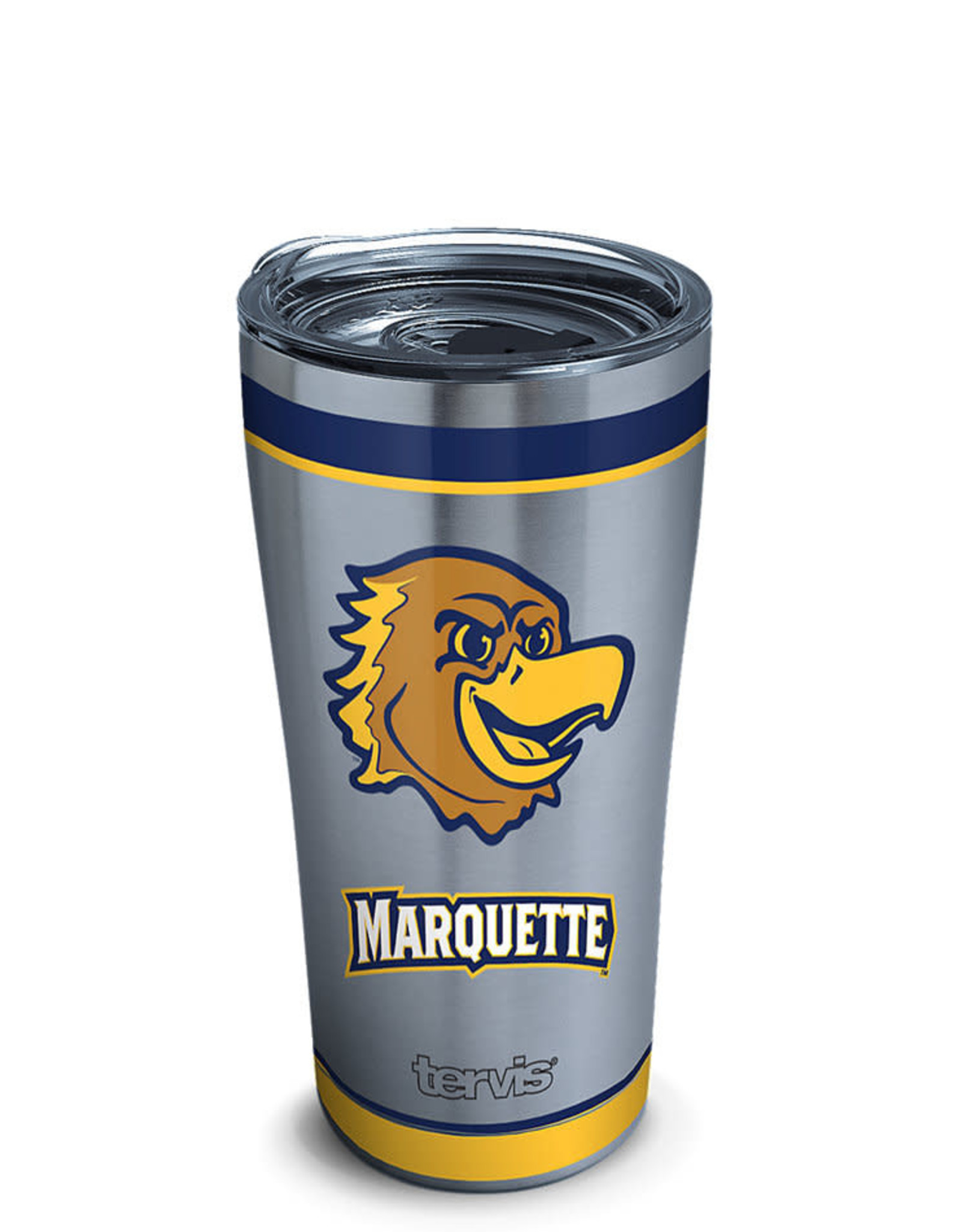 Tervis Tumbler 20oz Marquette Stainless