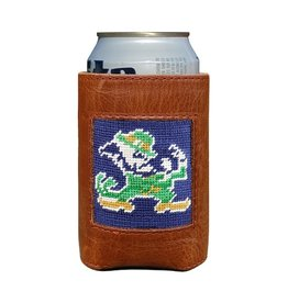Smather's & Branson Can Cooler Leprechan