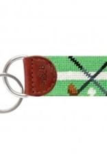 Smather's & Branson Key Fob Golf Clubs Mint
