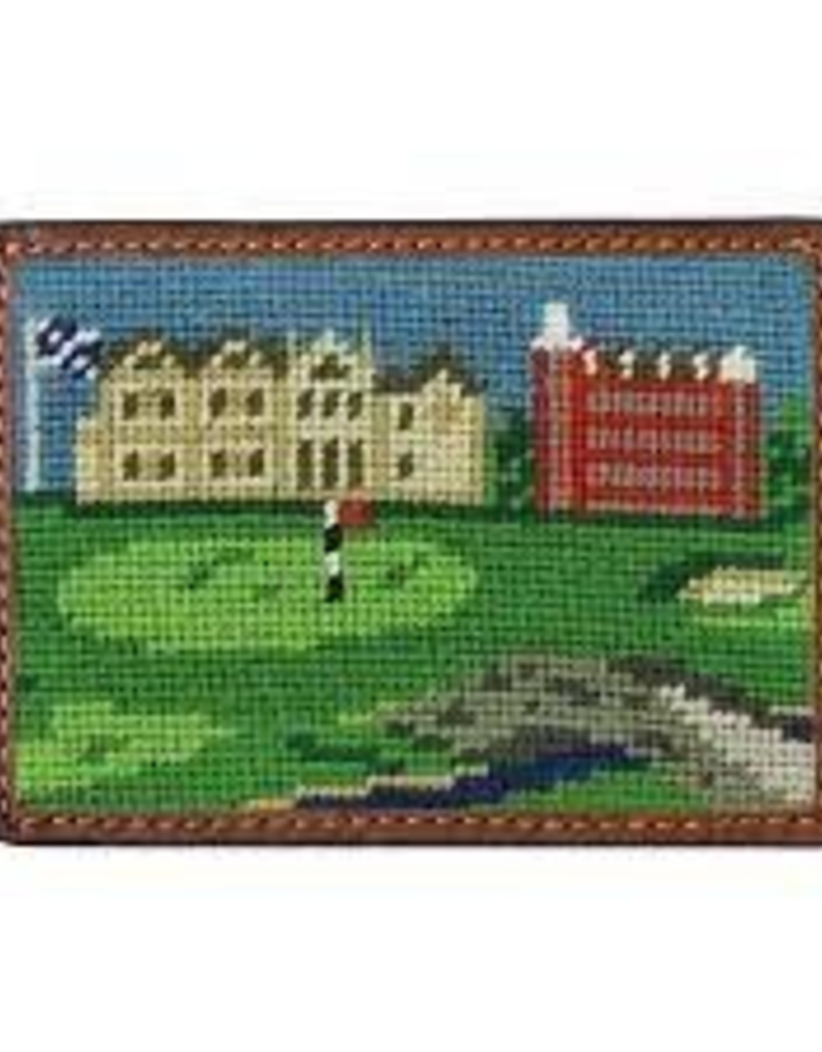 Smather's & Branson Card Wallet St. Andrews