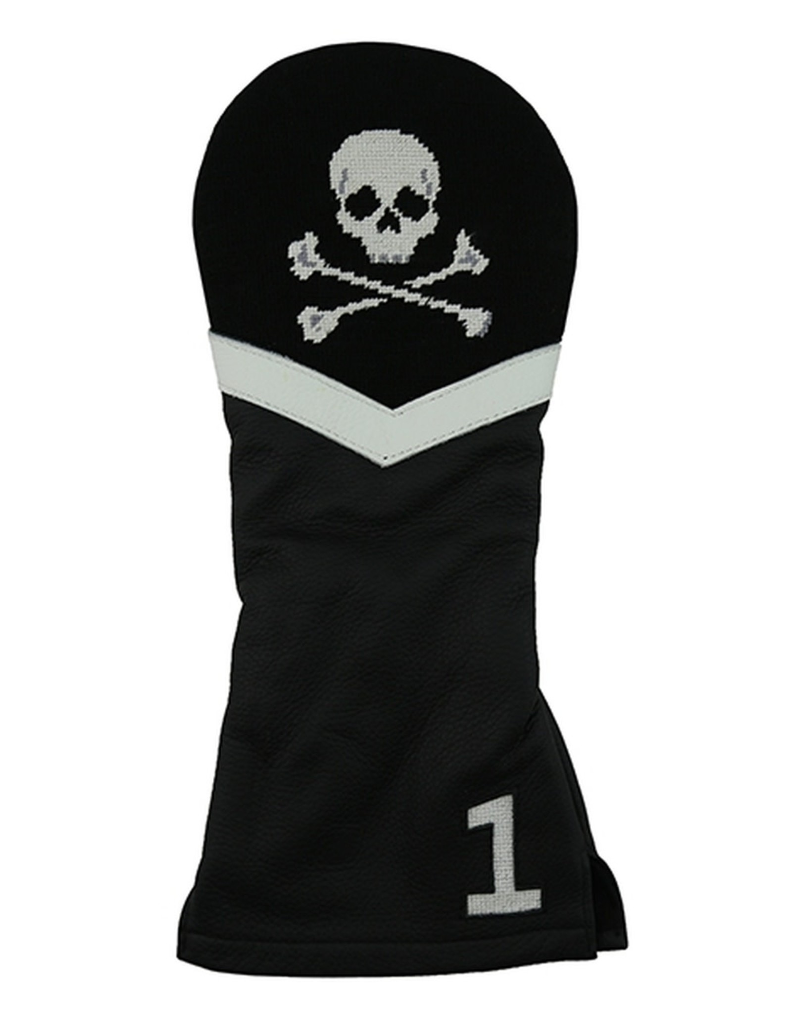 Smather's & Branson Driver Cover Jolly Roger