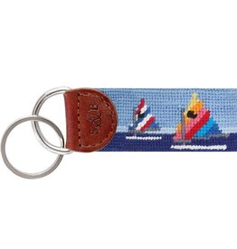 Smather's & Branson Key Fob Day Sailor
