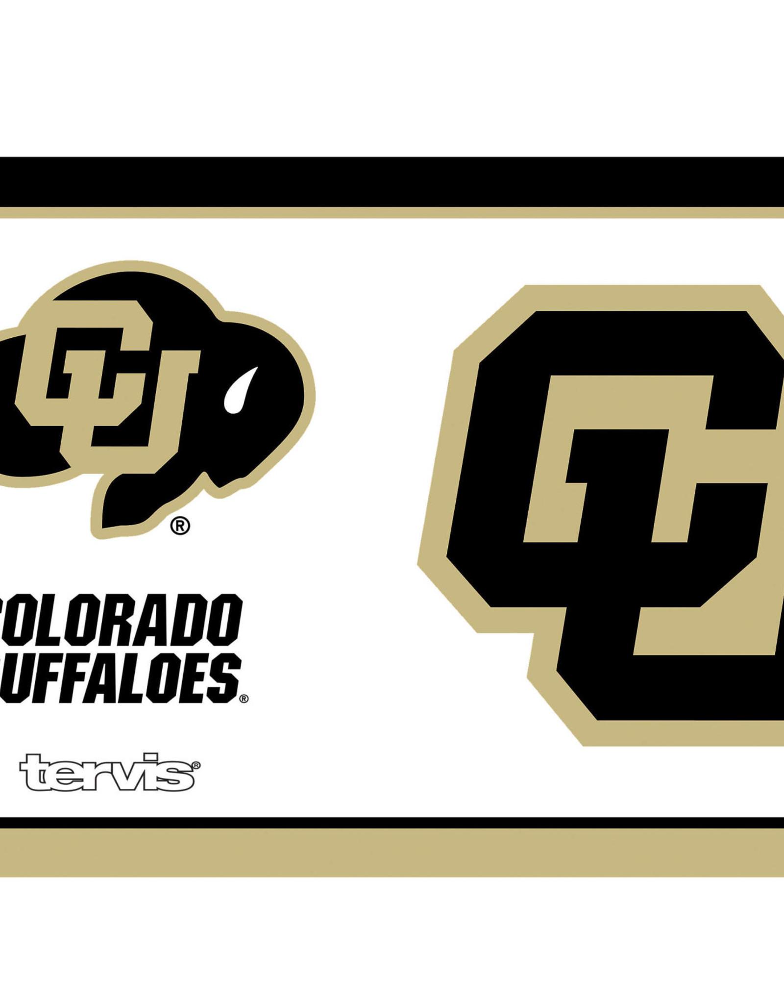 Tervis Tumbler 20oz Stainless U of Colorado
