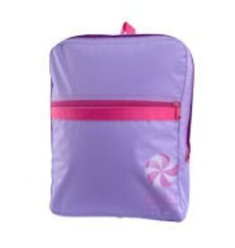 Oh Mint Medium Backpack Lilac Hot Pink