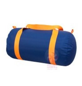 Oh Mint OhMint Duffle Navy Orange