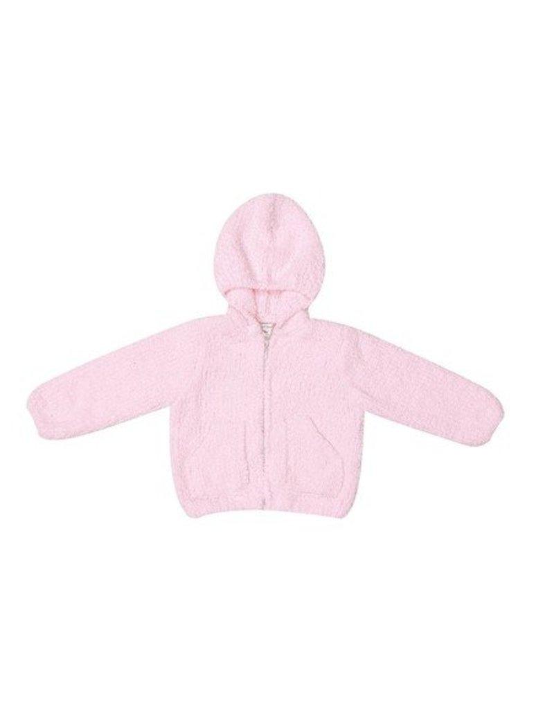 Angel Dear Chenille Hoodie Pretty Pink