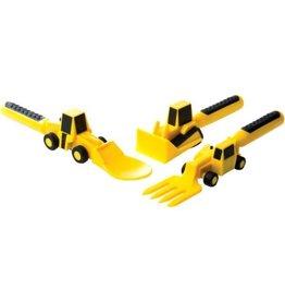 Constructive Eating Construction Utensil Set