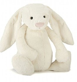 Jelly Cat Bashful Bunny Huge Cream 20""