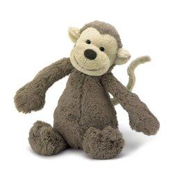 "Jelly Cat Bashful Monkey Medium 12"""