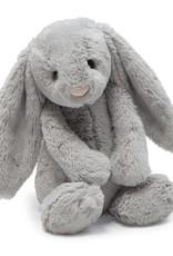 """Jelly Cat Grey Bunny Medium 12"""""""