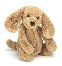 Jelly Cat Bashful Toffee Puppy Small