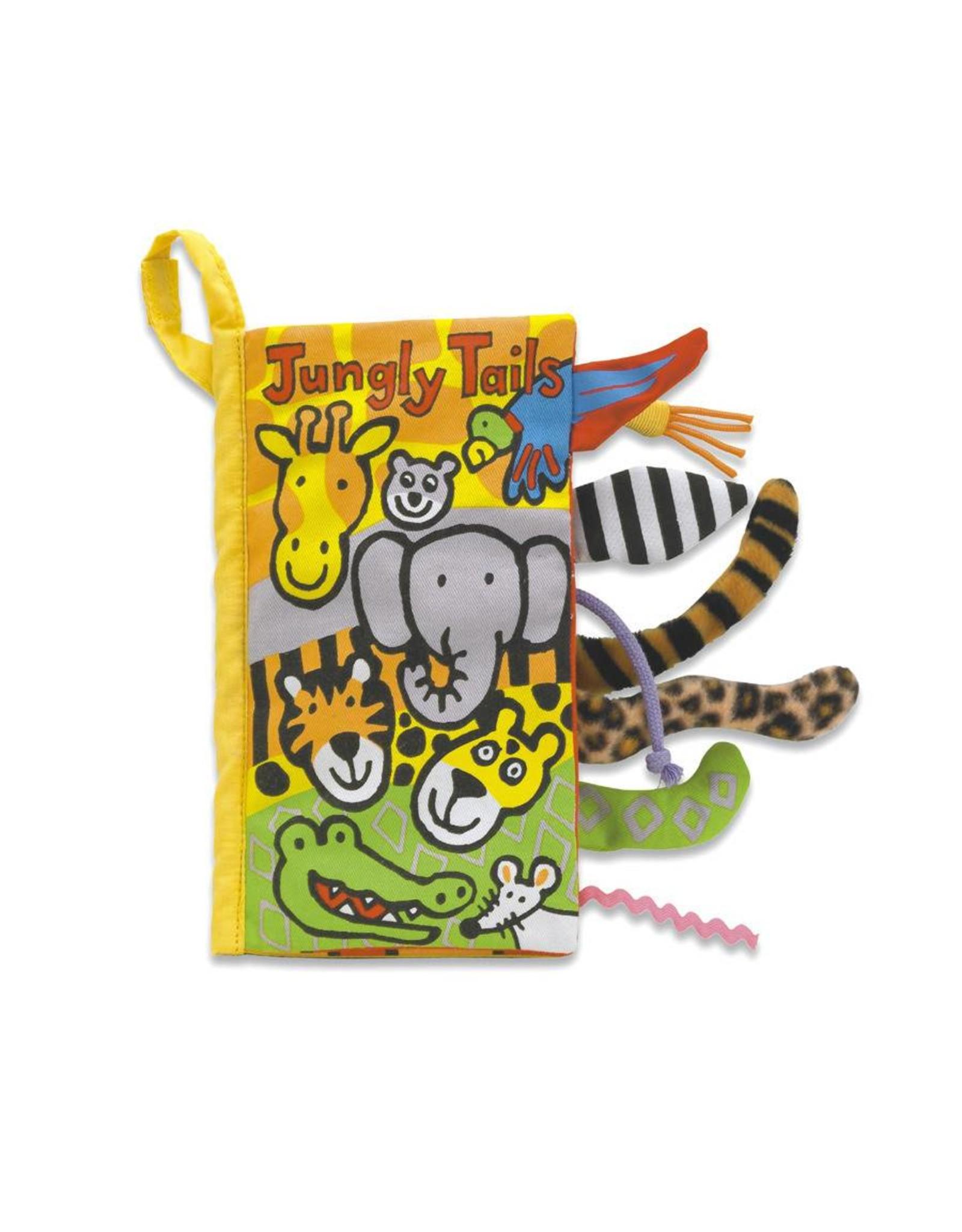 Jelly Cat JungleyTails