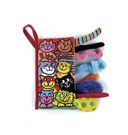 Jelly Cat Kitty Tails Book