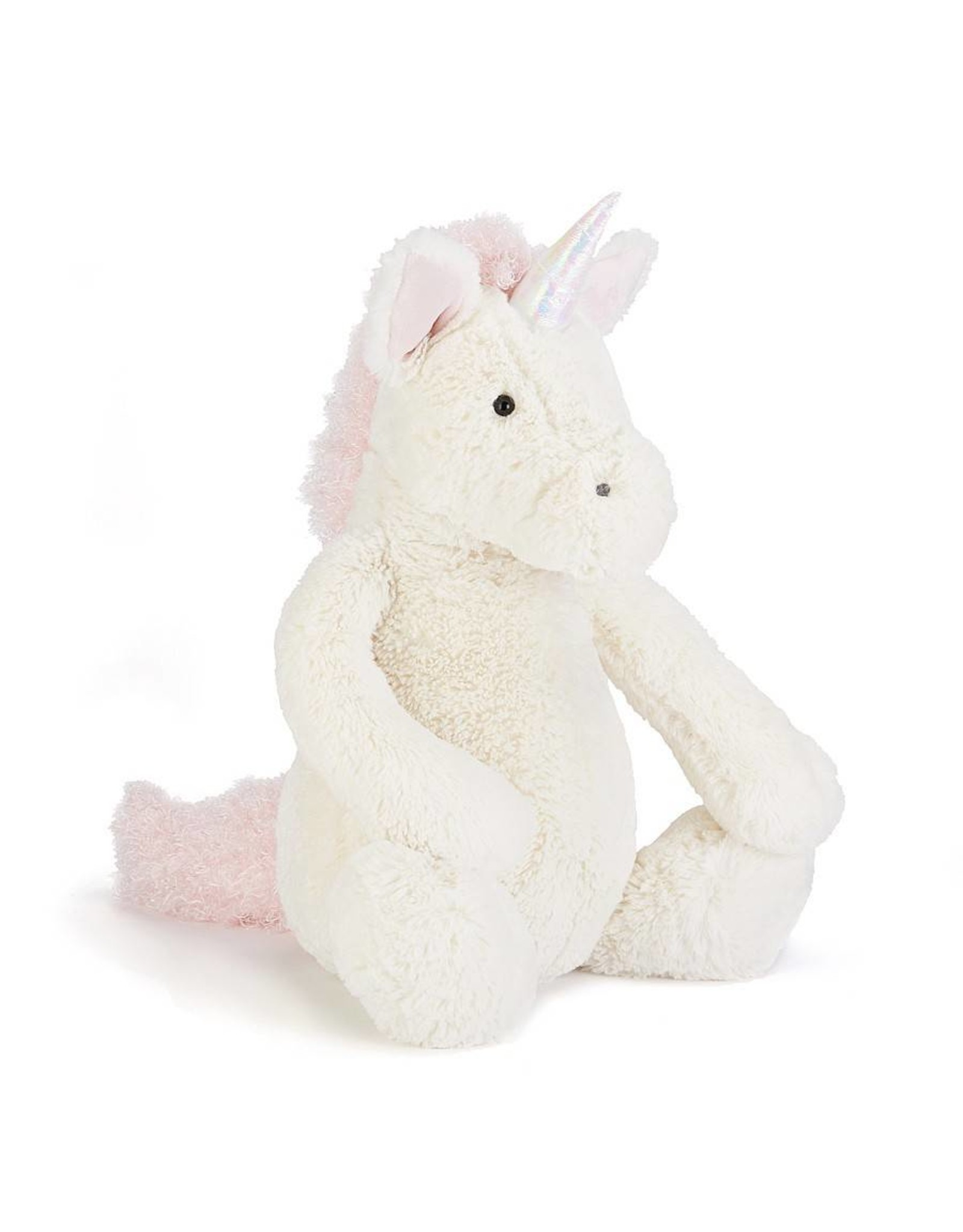 """Jelly Cat Bashful Unicorn Large 14"""""""