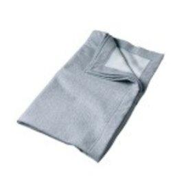 Sweat Fleece Blanket Sport Grey