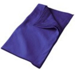 Sweat Fleece Blanket Purple