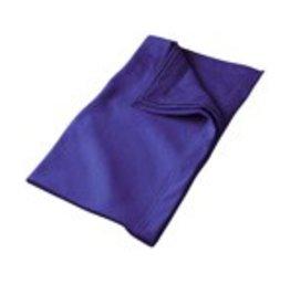Sweat Fleece Blanket Purple