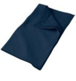 Sweat Fleece Blanket Navy
