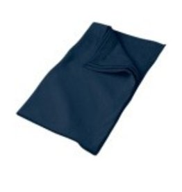 Sweat Fleece Blanket Navy