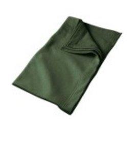 Sweat Fleece Blanket Dark Green