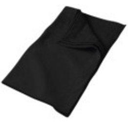 Sweat Fleece Blanket Black