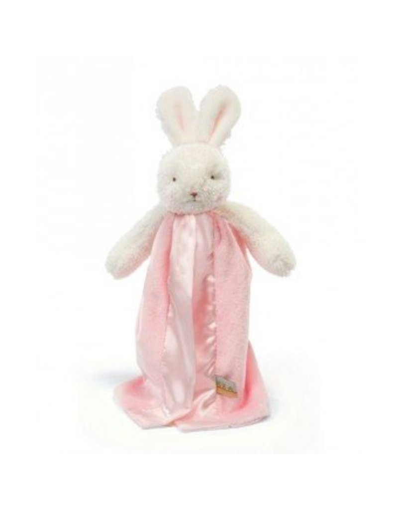 Bunnies by the Bay Bye Bye Buddie Pink Bunny