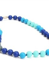 Chewbeads Bleeker Necklace Turquoise