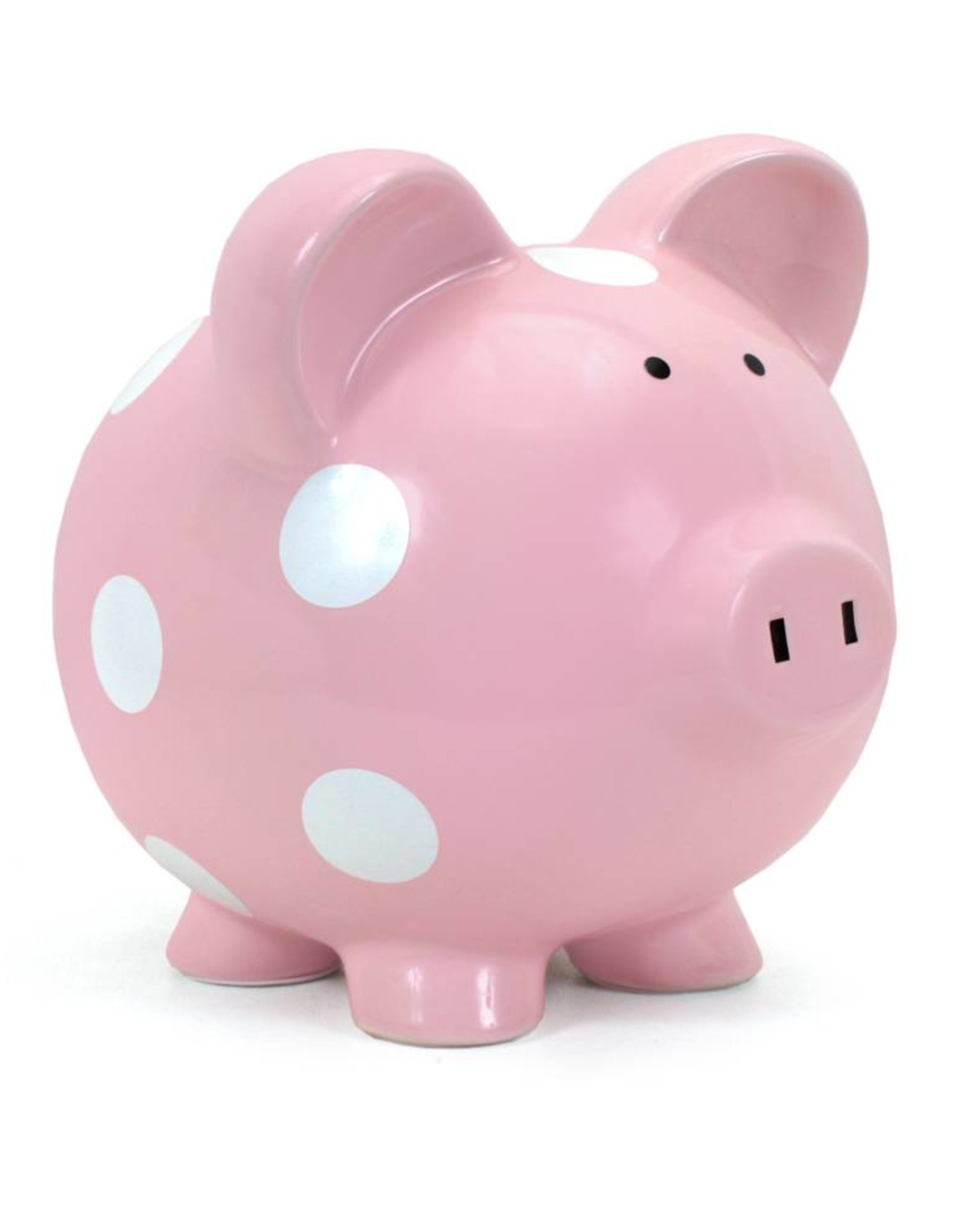 Child to Cherish Pink Dot Bank