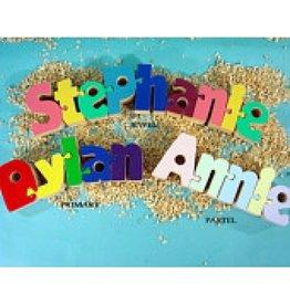 Cubbyhole Toys NamePuzzle