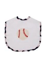 Three Marthas Bib Toddler Baseball