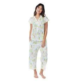 The Cat's Pajamas Capri Pajama Aloha