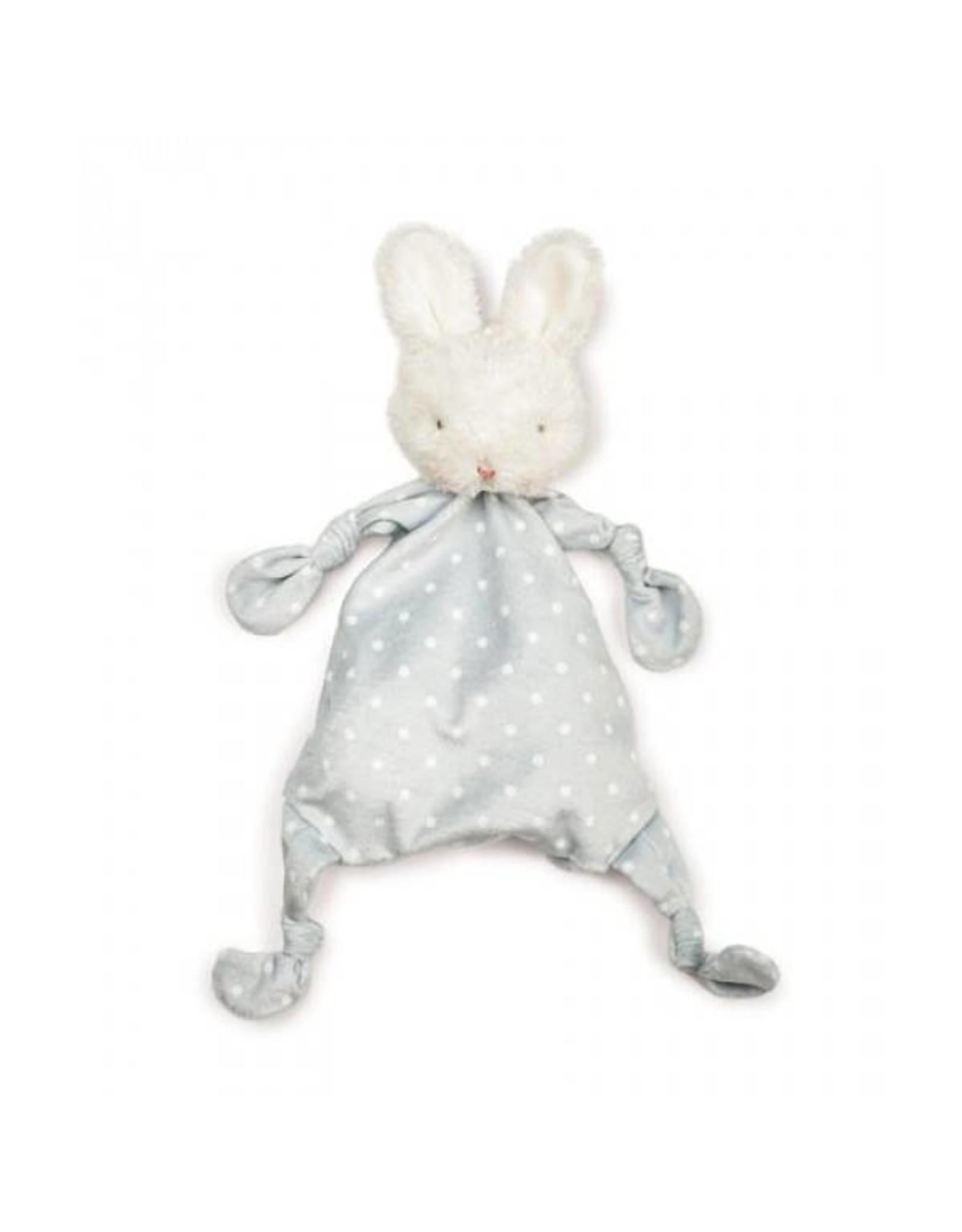 Bunnies by the Bay Polka Dot Bunny Blue